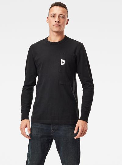 Utility Pocket Logo T-Shirt