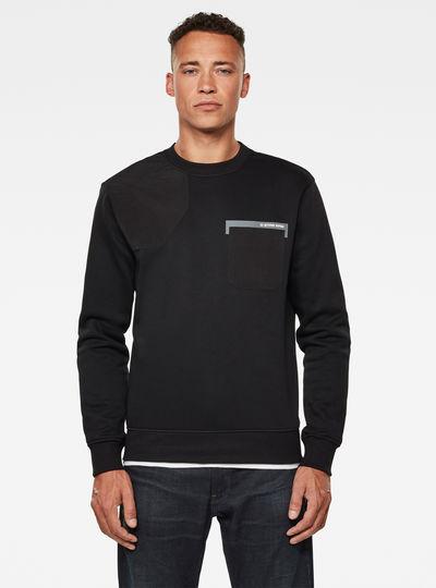 Hunting Patch Sweatshirt