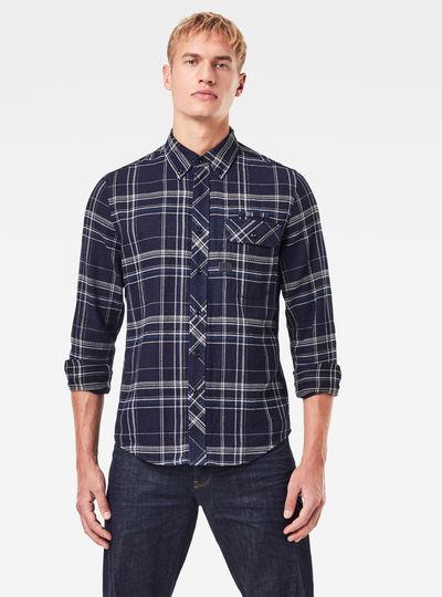 Bristum Button Down Slim Shirt