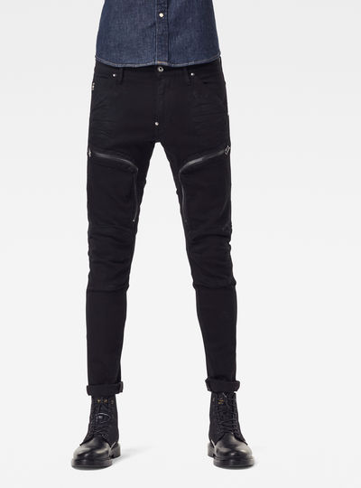 Jean Air Defence Zip Skinny