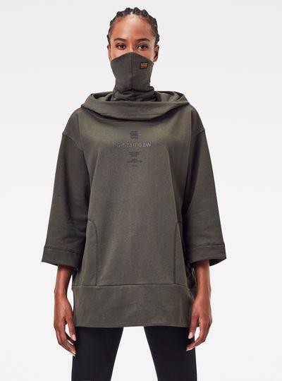Pull Oversized Hood Cover