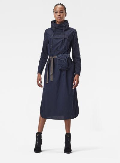 Anorak Tunic Dress