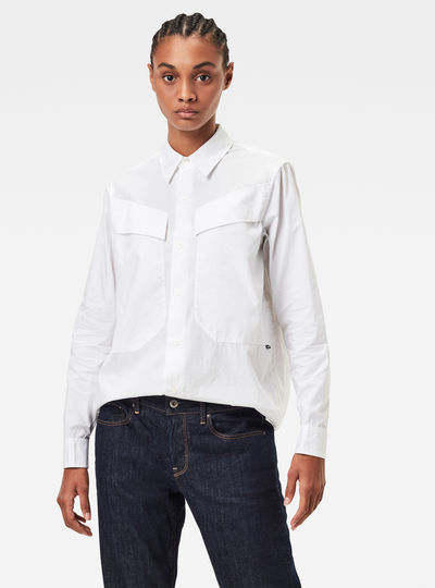 Camisa Regular Cargo