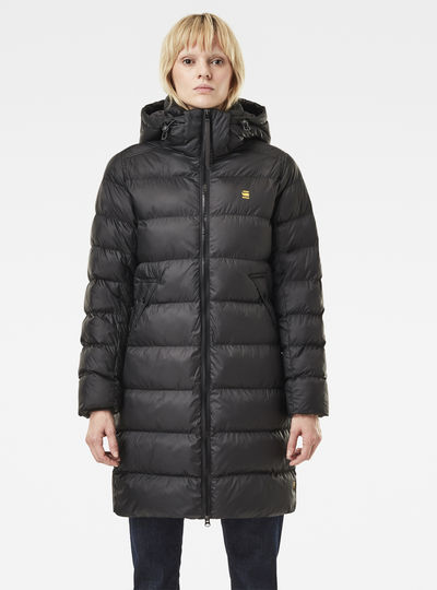 Whistler Hooded Slim Long Coat
