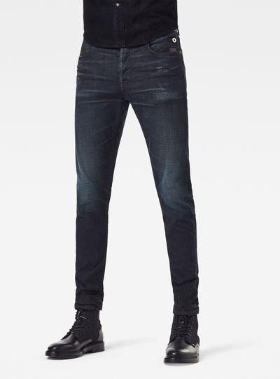 G-Bleid Slim Jeans C