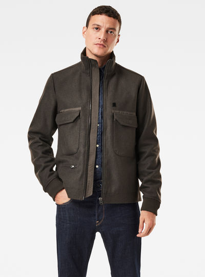 XPO Wool Jacket