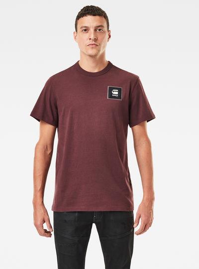 T-shirt Badge Logo