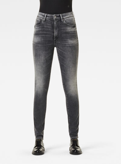 Jean Kafey Studs Ultra High Skinny