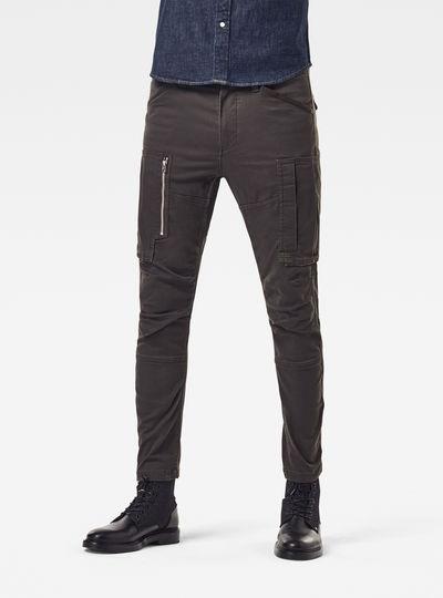 Flight Cargo 3D Skinny Pants