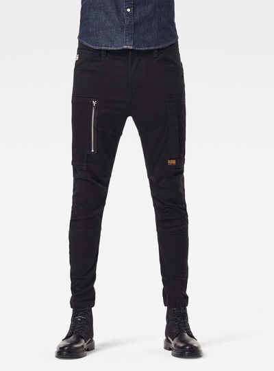 Flight Cargo 3D Skinny Pants
