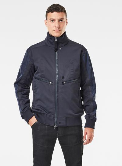 Transeasonal Softshell Bomber Jacket