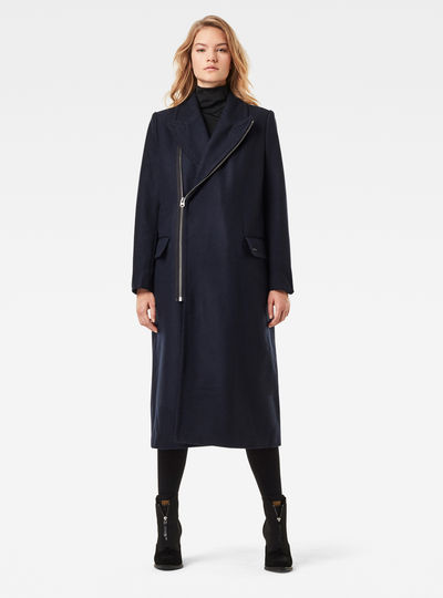 Manteau Captain Wool