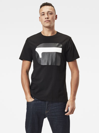 3D no.1 logo T-Shirt