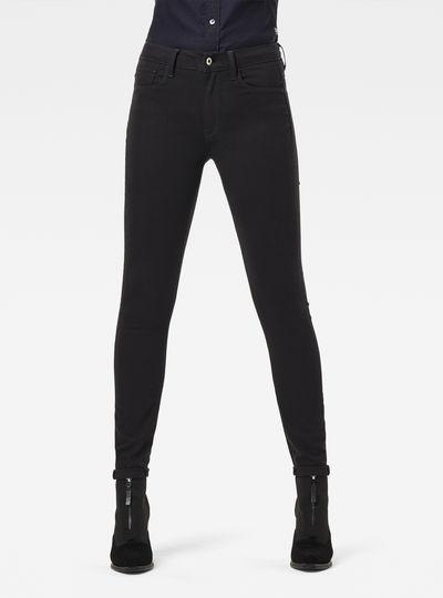 3301 High-Waist Skinny Jeans