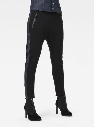 Pantalon de jogging Fabric Mix Tapered