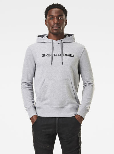 Graphic Core Hoodie