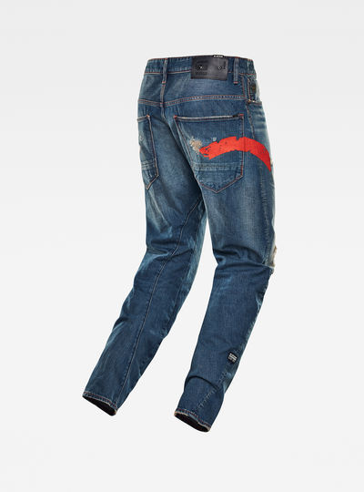 Jean E Arc 3D Relaxed Tapered