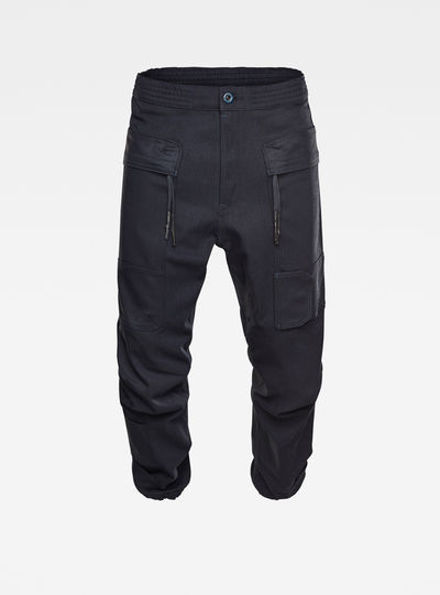 GSRR Cargo 3D Cuffed Jeans