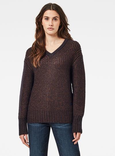 Villarn Loose Knit Pullover
