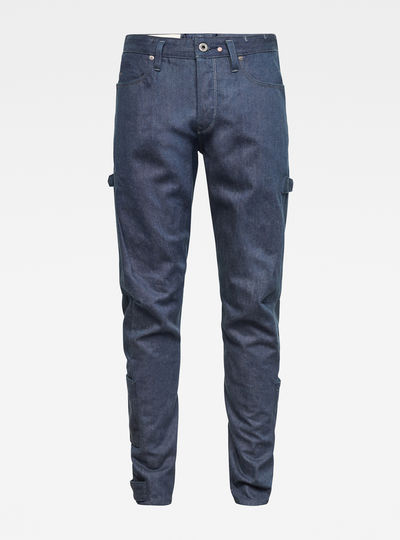 GSRR Scutar 3D Slim Tapered Jeans