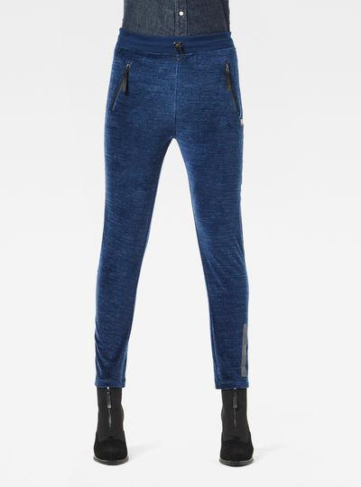 Pantalon de jogging Fabric Mix Tapered