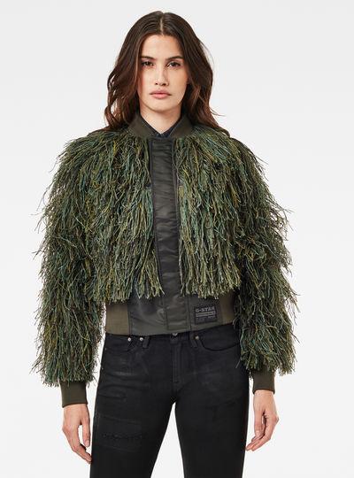 Bomber Gillie Suit