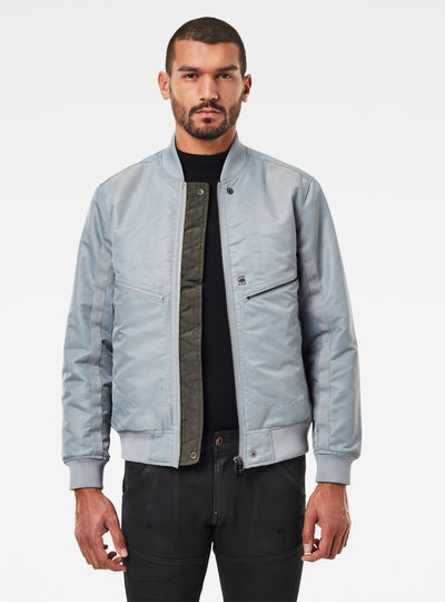 Transitional Bomber Jacket