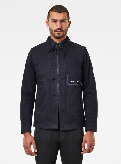 Sobrecamisa Naval Artwork