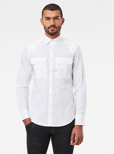 Police Slim Shirt