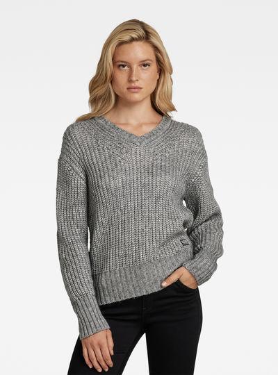 Jersey Villarn Loose Knit