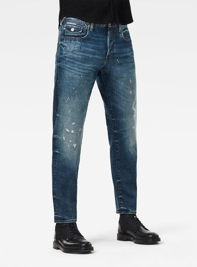 Jeans Morry 3D Relaxed Tapered