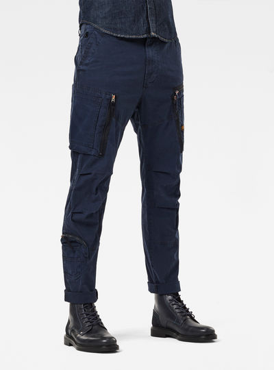 Arris straight tapered Army Pant