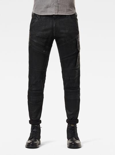 Airblaze 3D Skinny Merchant Navy Jeans