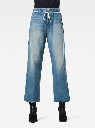 Lintell High Dad Jeans
