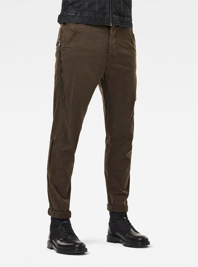 Citishield 3D Slim Tapered Cargo Pants