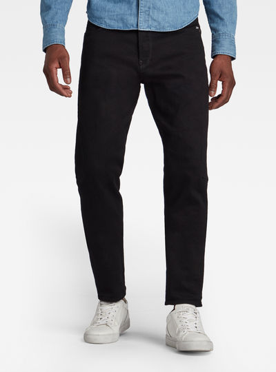 E Scutar 3D Tapered Adjusters Jeans