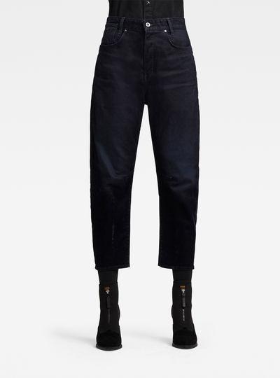 C-Staq 3D Boyfriend Cropped Jeans