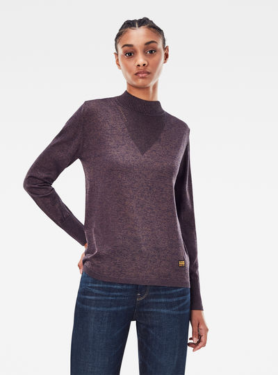 Jersey Stokyr Turtle Slim Knitted
