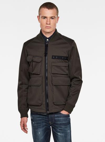Multipocket Softshell Jacket