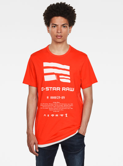 Flag Graphic T-Shirt