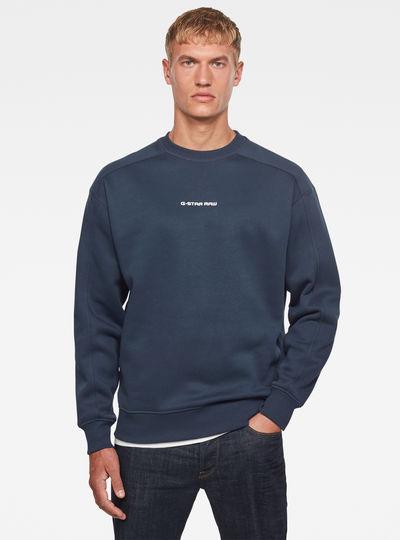 Reinforced Crew Sweater
