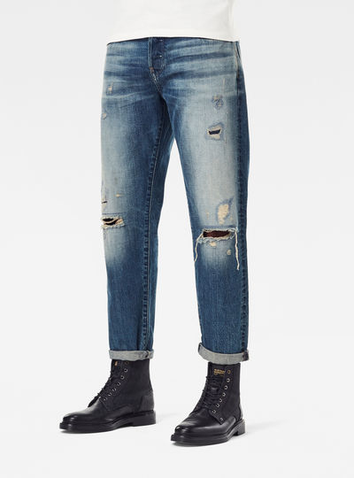 Jean Alum Relaxed Tapered Originals 2