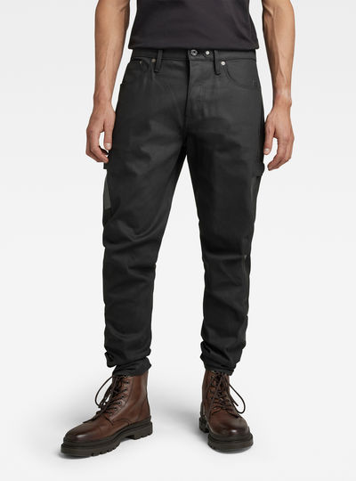 Scutar 3D Slim Tapered Jeans CT