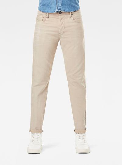 3301 Slim Colored Jeans