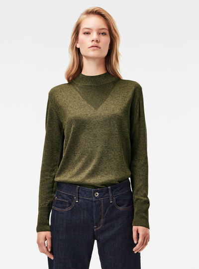 Stokyr Turtle Slim Knit Pullover