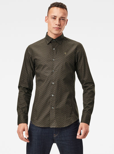 Dressed Super Slim Shirt