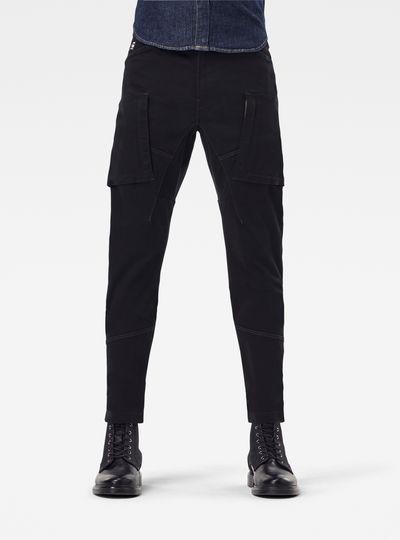 Zip Pocket 3D Skinny Cargo Pants