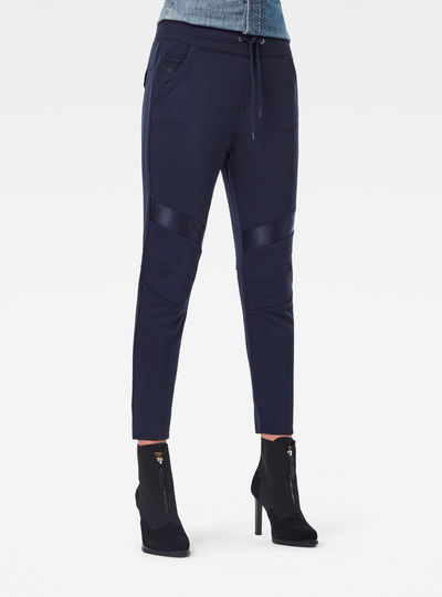 Motac 3D Tapered Cropped Sweatpants