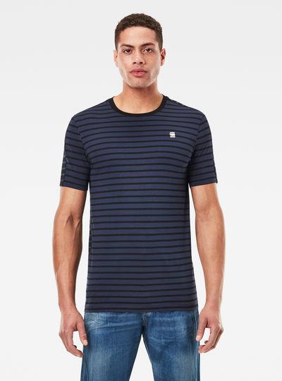 T-shirt Korpaz Stripe Graphic Slim