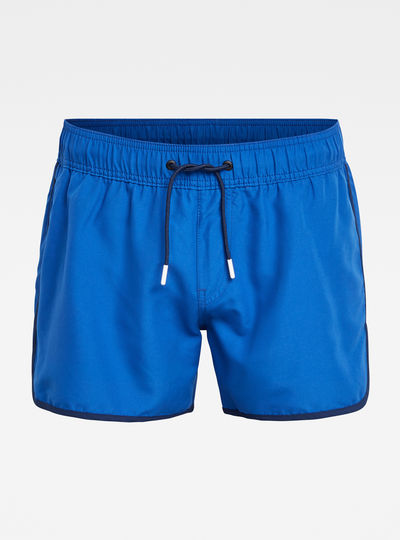 Carnic Solid Swimshorts